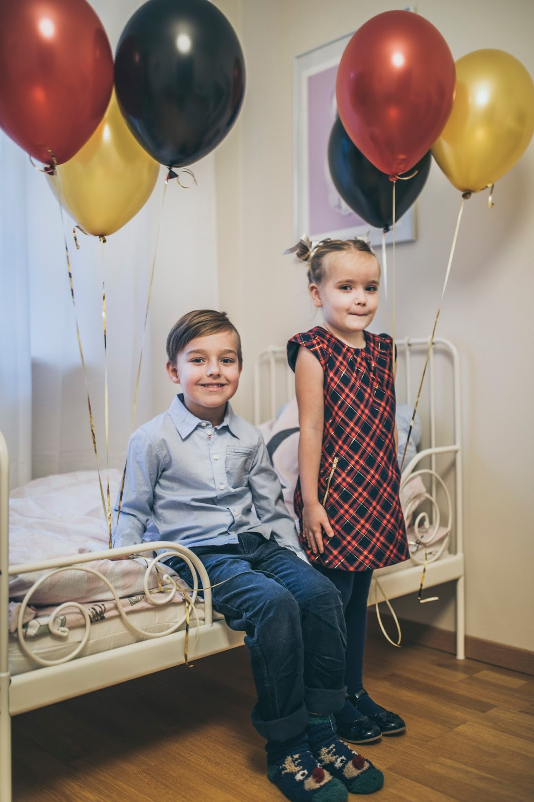 kids party balloons fun photography