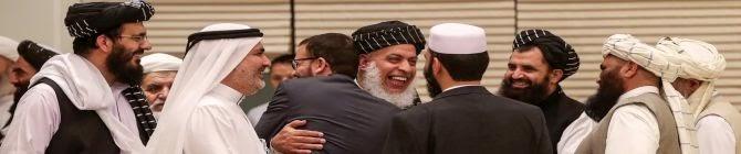Mullah Hasan Akhund To Head 'Acting' Taliban Govt, Mullah Baradar His Deputy; Sirajuddin Haqqani Gets Interior Portfolio