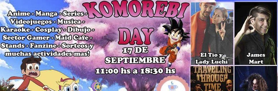 Evento anime Komorebi Day Septiembre