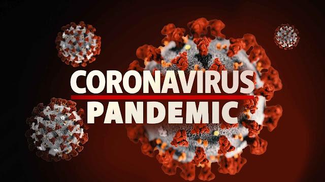 pandemi görseli