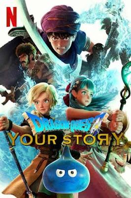Dấu Ấn Rồng Thiêng: Câu Chuyện Của Bạn - Dragon Quest: Your Story (2019)