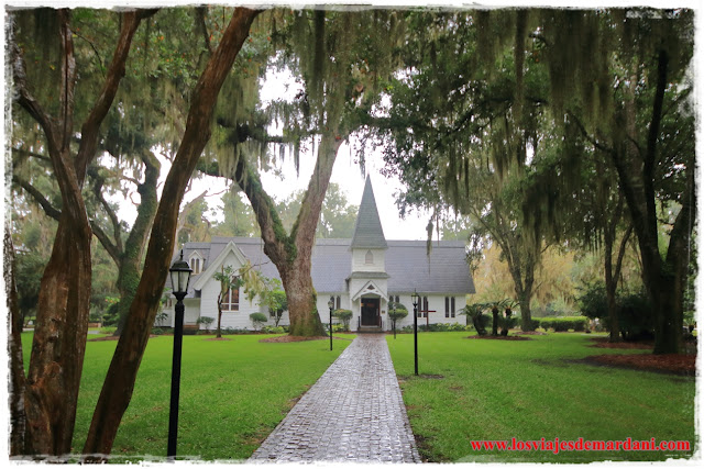 Christ Church en St Simons Isles