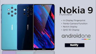 Nokia launches 9 cameras along with the look, look and features