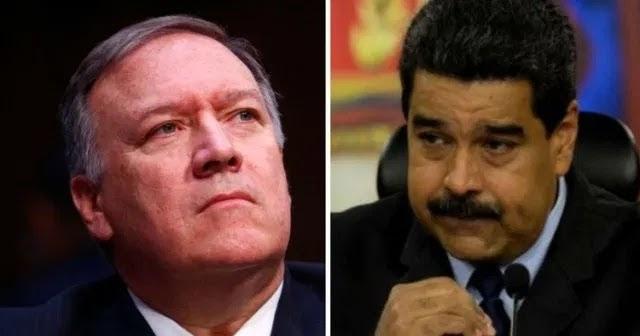 Chanceler Reitera Que Eua N U00e3o Negociar U00e1 Com Nicol U00e1s Maduro