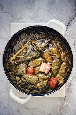Japrak - sarmice od raštike
