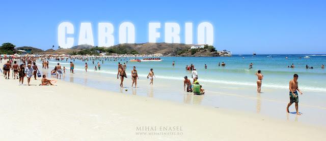 Cabo Frio, Brazilia