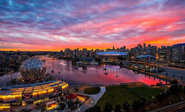 Aluguel de carro em Vancouver
