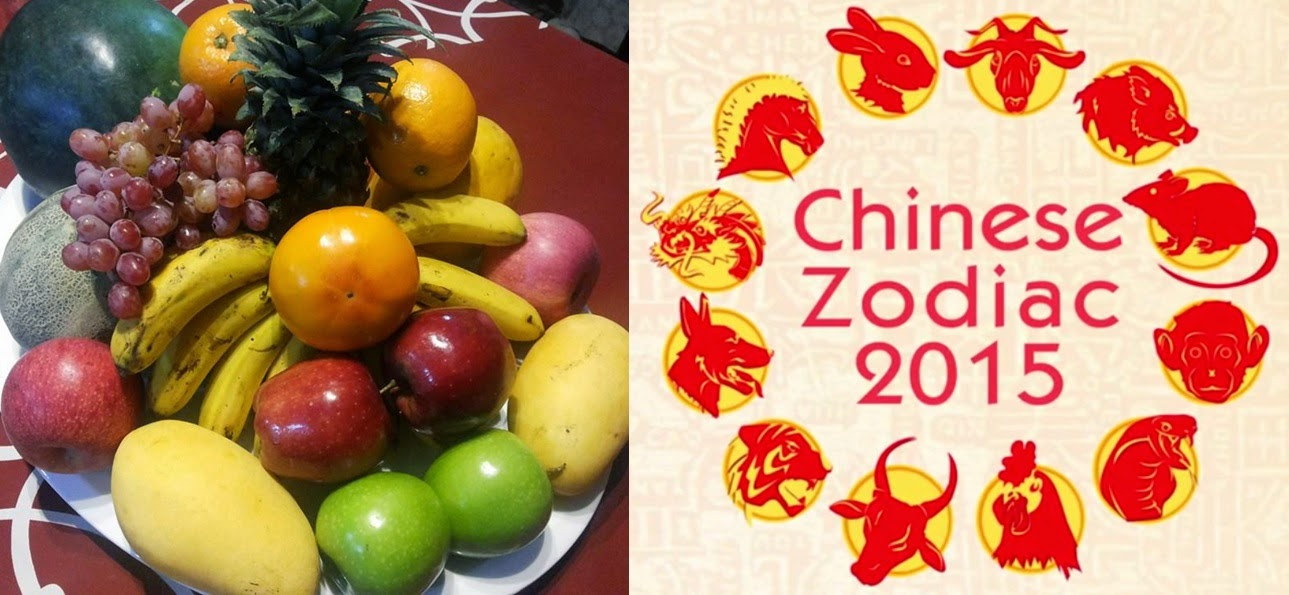 12 39 lucky 39 fruits feng shui guide to ring in new year 2015 - Lucky color for new year 2019 ...