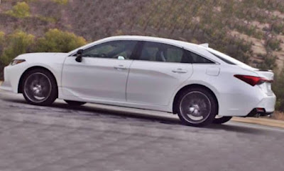 2019 Toyota Avalon Review And Specs