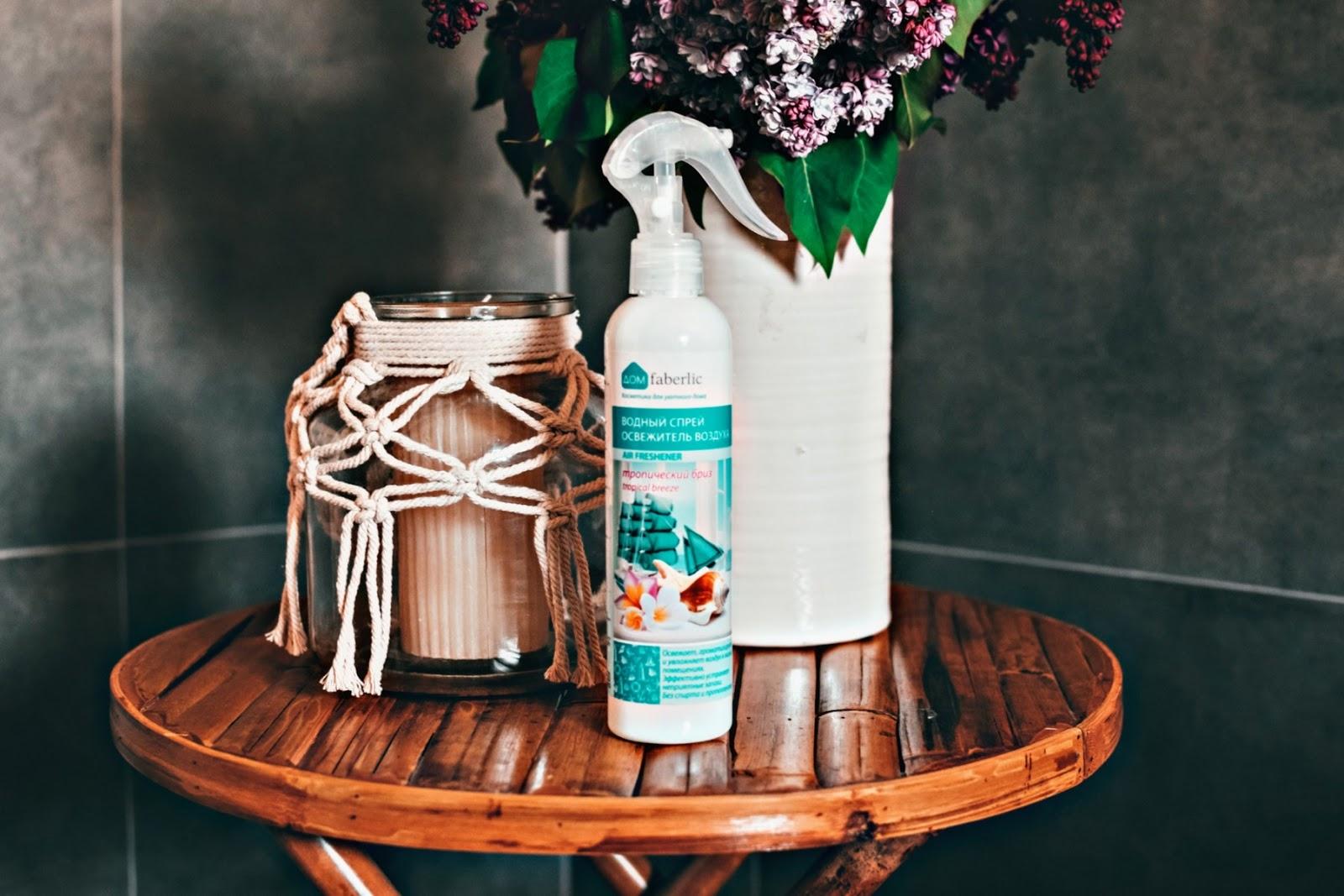 Uniwersalny środek do czyszczenia łazienek, Faberlic