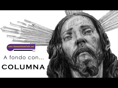 """Reportaje """"A Fondo con... La Columna """" de SemanasantaCadiz"""