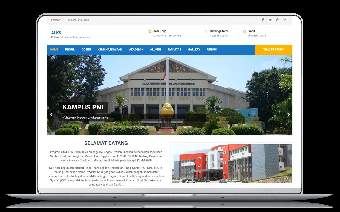 Jasa Pembuatan Website - www.indohost.id