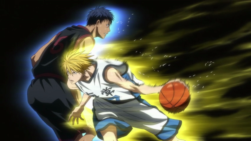 generation of miracles aomine - photo #32