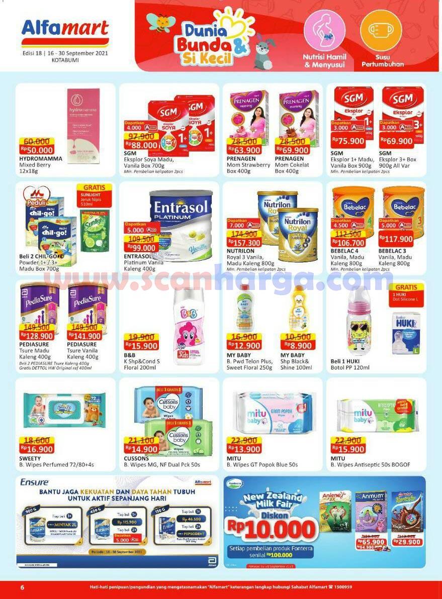 Katalog Alfamart Promo Terbaru 16 - 30 September 2021 7
