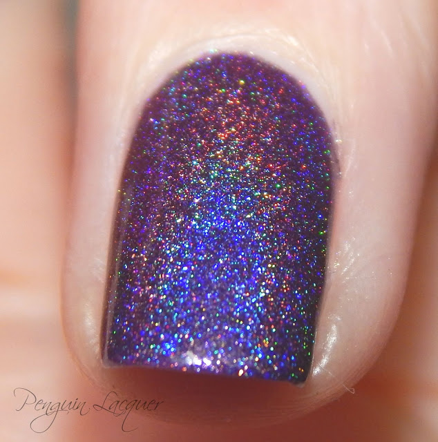 Born Pretty Store Holo Polish 11 flashlight makro