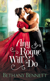 Book Review: Any Rogue Will Do (Misfits of Mayfair #1) by Bethany Bennett