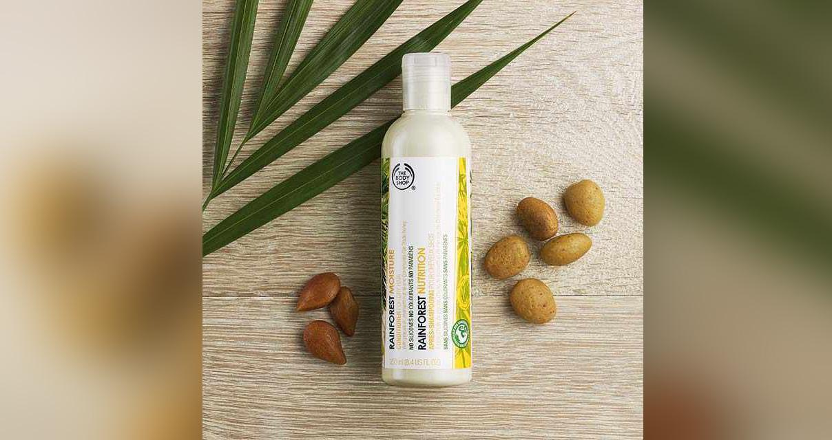 Rainforest Moisture Conditioner - The Body Shop