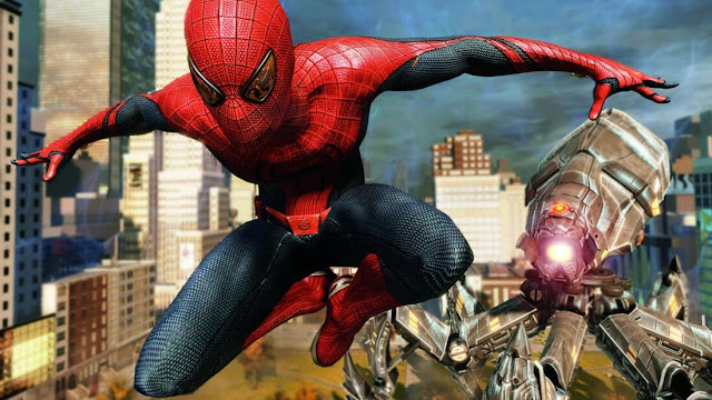 Imagem do The Amazing Spider-Man