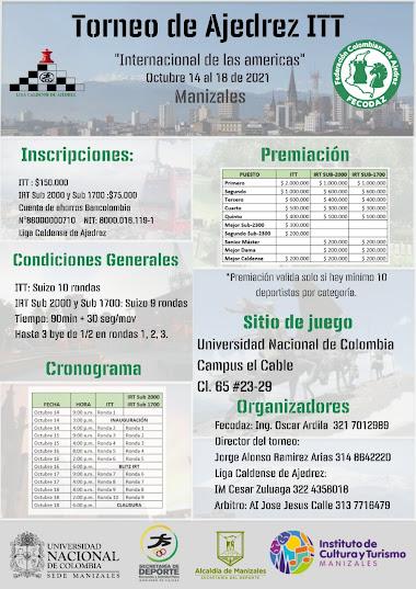 ITT Internacional de las Américas. (Dar clic a la imagen)