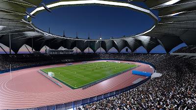 PES 2020 King Fahd International Stadium