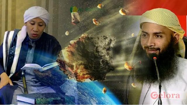 Isu Dukhan Tanda Kiamat pada 15 Ramadan, Buya Yahya dan Ustaz Riza Basalamah Ikut Angkat Bicara