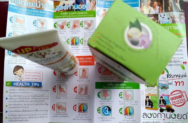 Obat Herbal Tradisional Khas Thailand, Suvenir Cinderamata yang Cocok bagi Wisatawan saat Berkunjung ke Bangkok