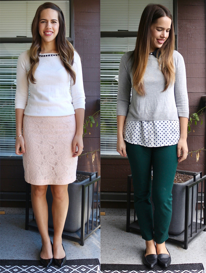 Jules in Flats - May Outfits Week 1