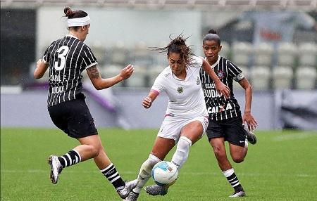 Assistir Corinthians x Santos AO VIVO 13/07/2017 - Futebol Feminino - Final