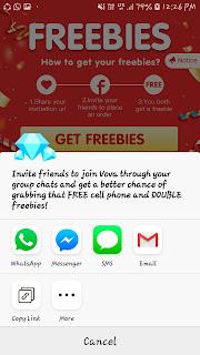 'Get Freebies'