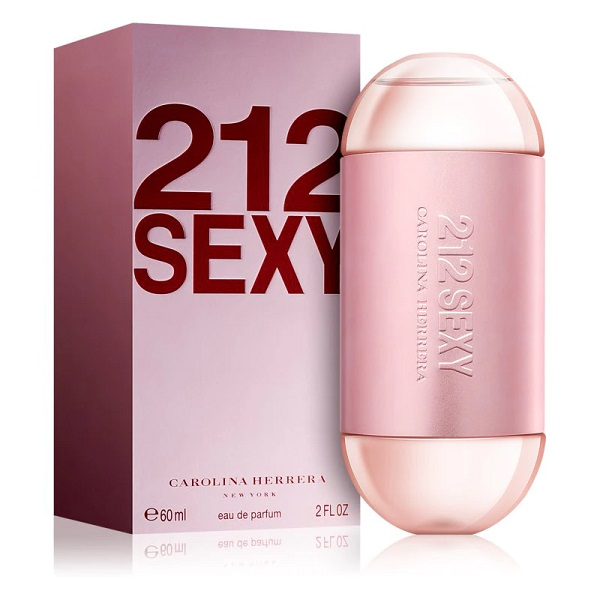 Парфюмна вода за жени Carolina Herrera 212 Sexy Women, 60 мл