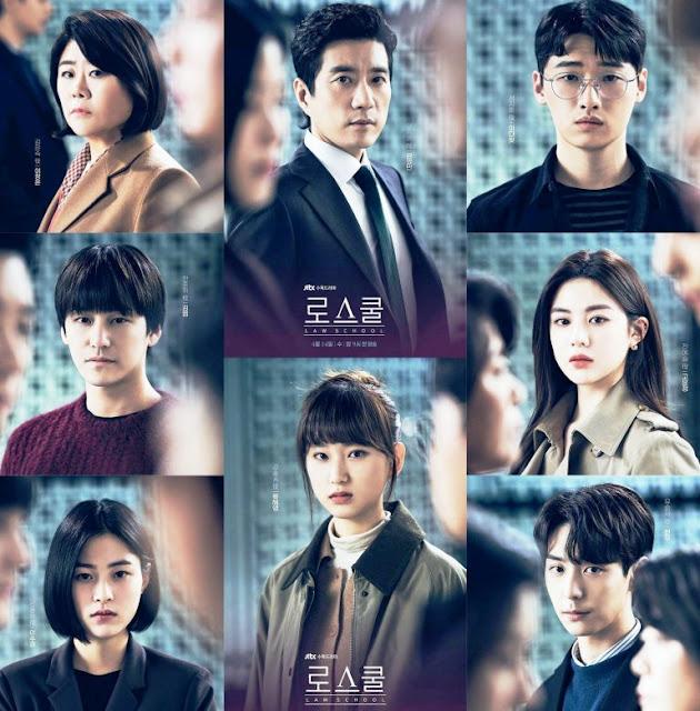 Nonton Drama Korea Law School Episode 16 END Subtitle Indonesia