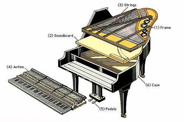 cau tao dan piano