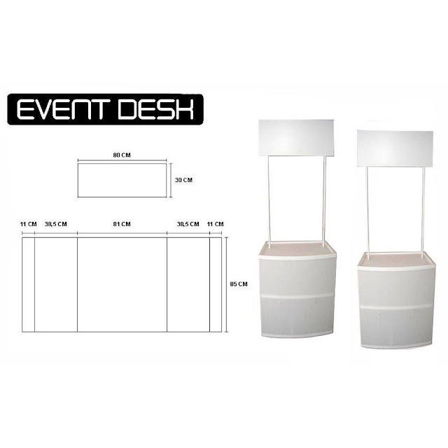 Booth Event Desk