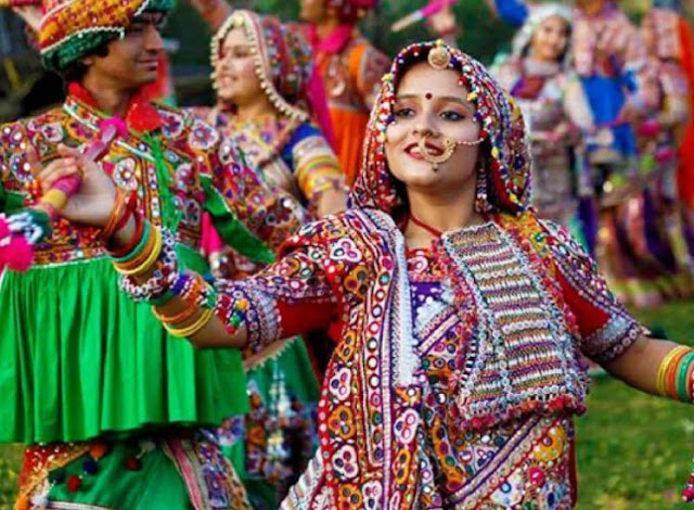 Most Popular and famous festivals in India : Navratri