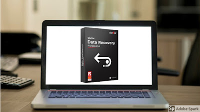 Stellar Data Recovery Professional 9.0.0.3 Crack (All Edition) 2020