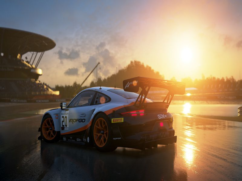 Assetto Corsa Competizione Highly Compressed Free Download