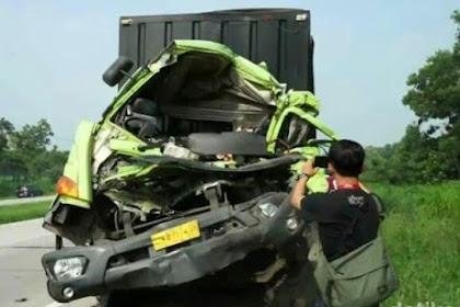 Kecelakaan Beruntun Di Tol Cipali, Dua Orang Tewas