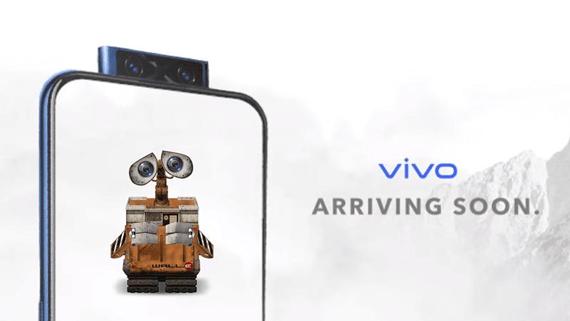 Vivo Philippines teases a phone WALL-E-like dual pop-up selfie cam!