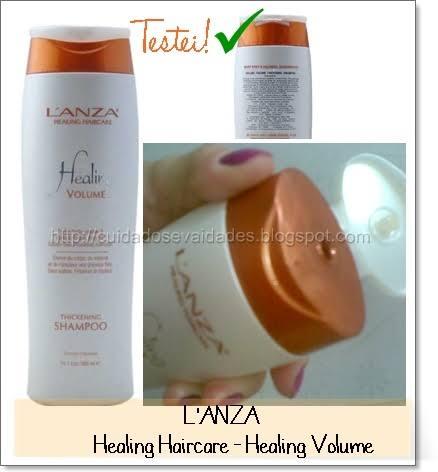 Lanza Healing Volume Thickening
