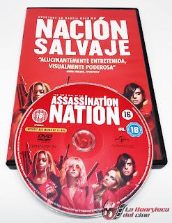Edición completa nación salvaje