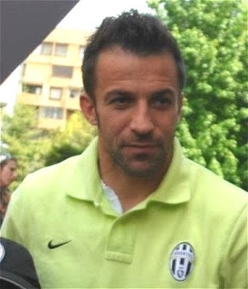 Del Piero stayed loyal to Juventus even in difficult times