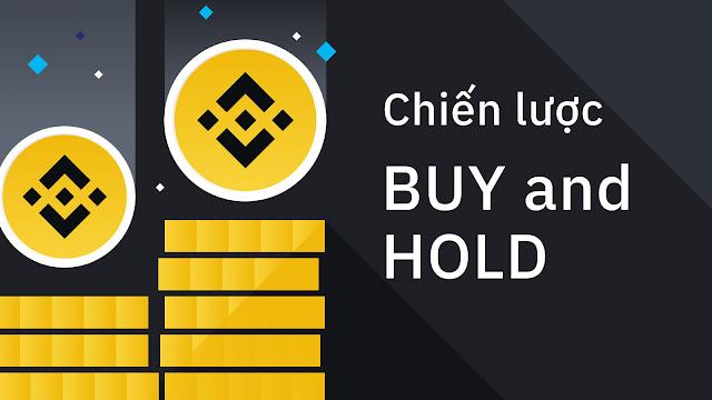 Hướng dẫn Hold coin ( mua đáy - bán đỉnh tự động ) Sàn Binance