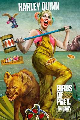 Harley Quinn Birds of Prey poster