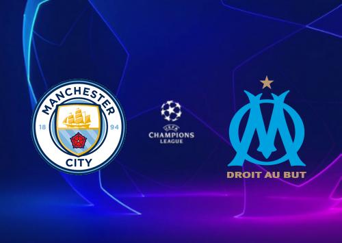 Manchester City vs Olympique Marseille -Highlights 09 December 2020