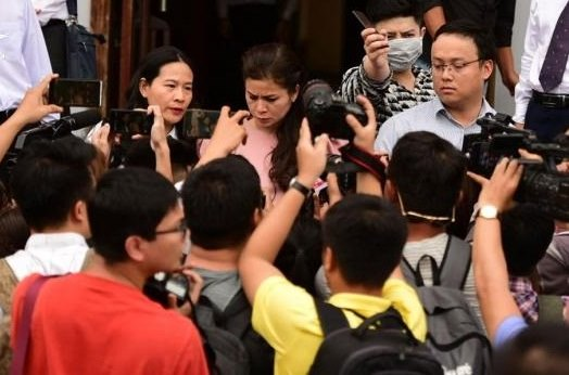 Bà Lê Hoàng Diệp Thảo đòi thêm 20% cổ phần cho các con