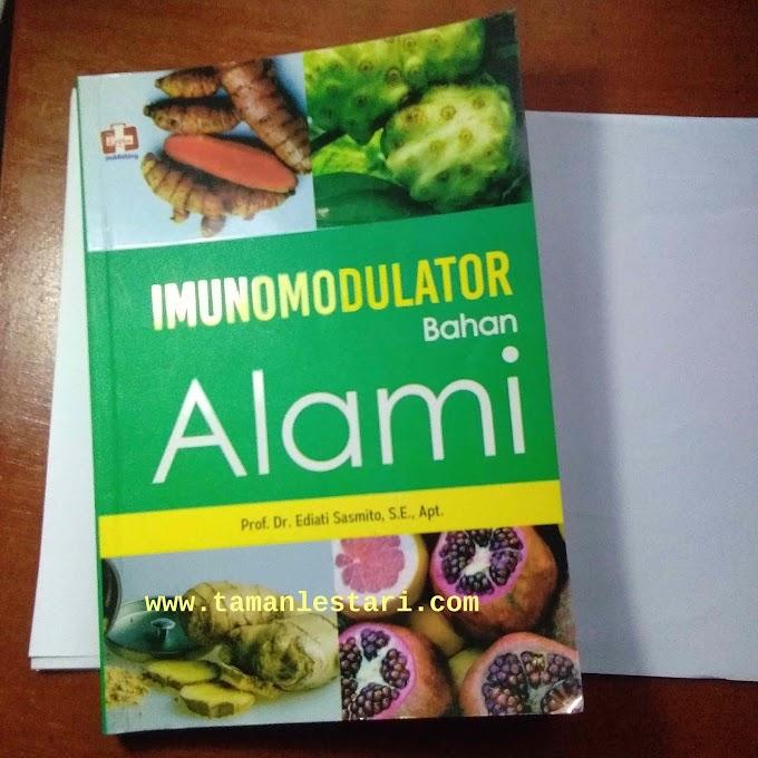 Mengenal Imunomodulator dari Bahan Alami (Sebuah Review Buku)