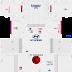 Olympique Lyonnais 2019/2020 Kit - Dream League Soccer Kits
