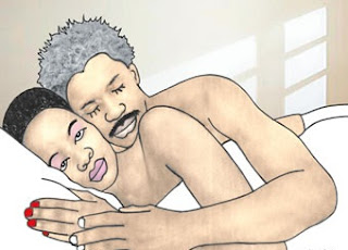 Olusola Aremu caught his wife lover stark naked in her room