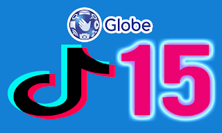 Globe TikTok15 Promo – 1 Day TikTok for only 15 pesos