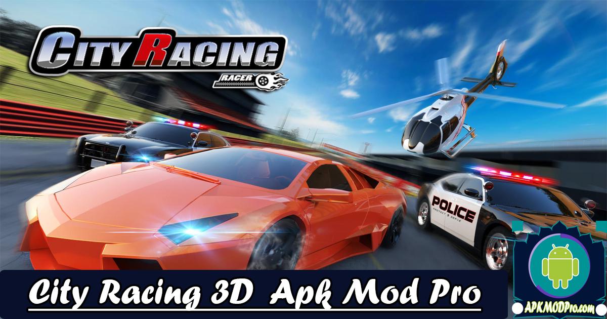Download City Racing 3D MOD APK v.5.1.3179 ( Unlimited Money ) Terbaru 2020